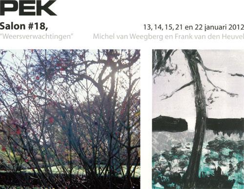 Exhibition PEK: Salon # 18