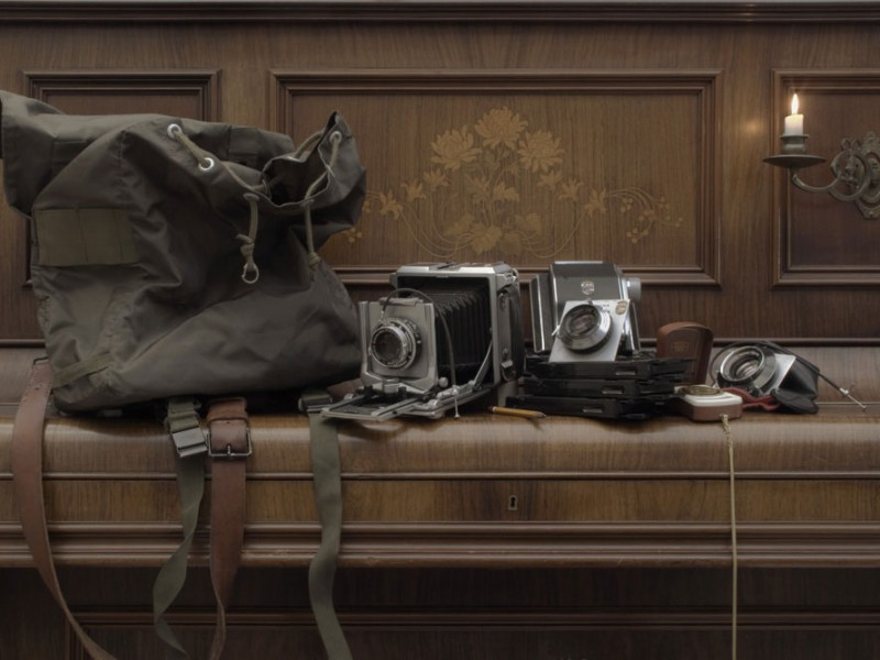 A feature on Japan Camera Hunter's 'In your bag'